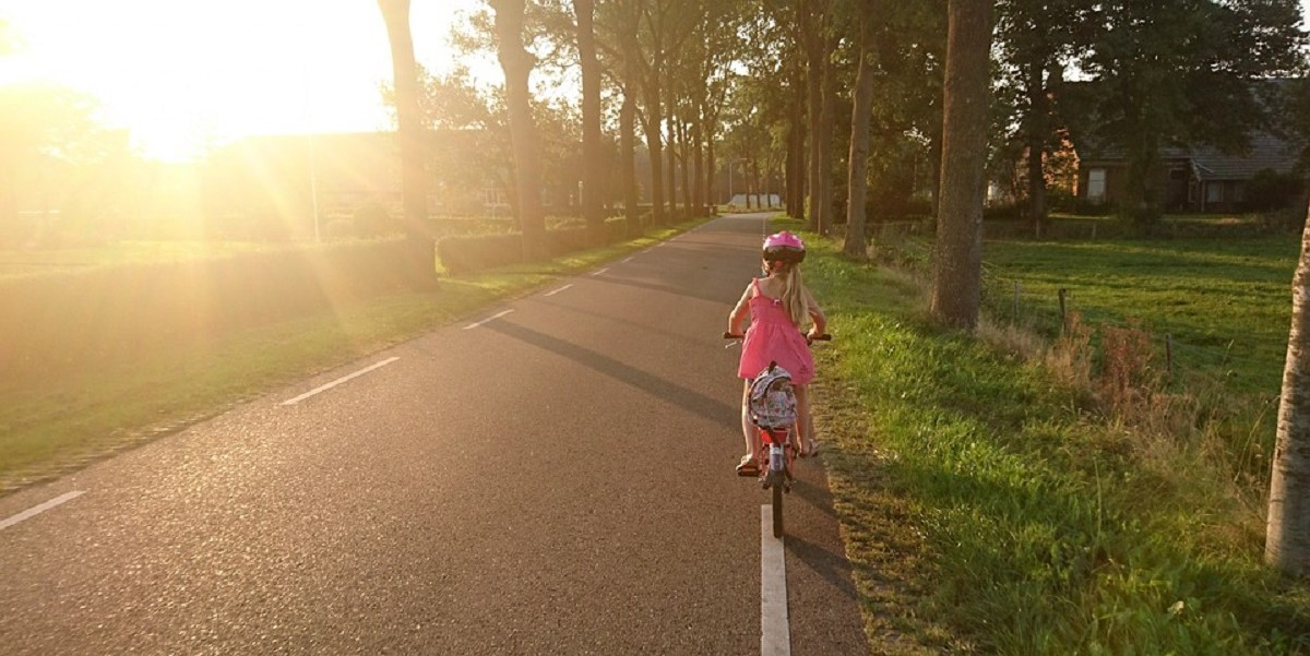 New Year's Resolution_Cycle to School