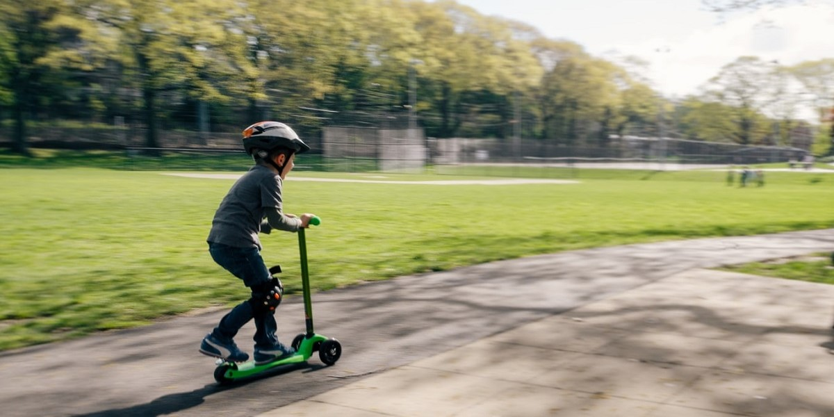 Sustainable Travel Plan Scooting